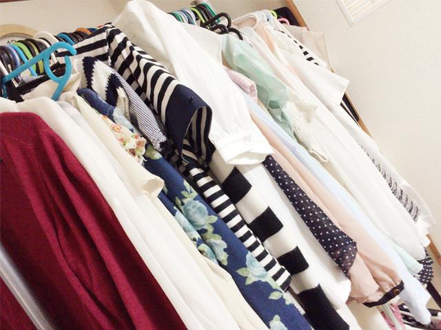 チャットホーム久留米店は迷うほどのたくさんの衣装を用意!